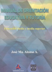Portada de MANUAL DE ORIENTACIÓN EDUCATIVA Y TUTORÍA.